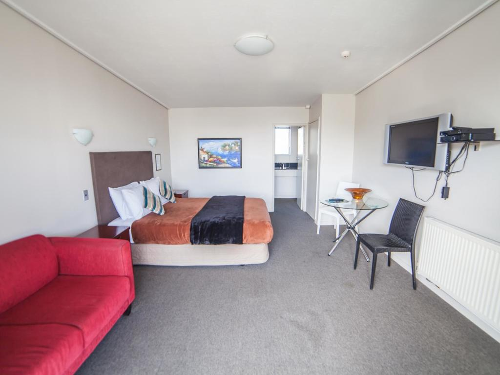 City Central Motel *** in Christchurch