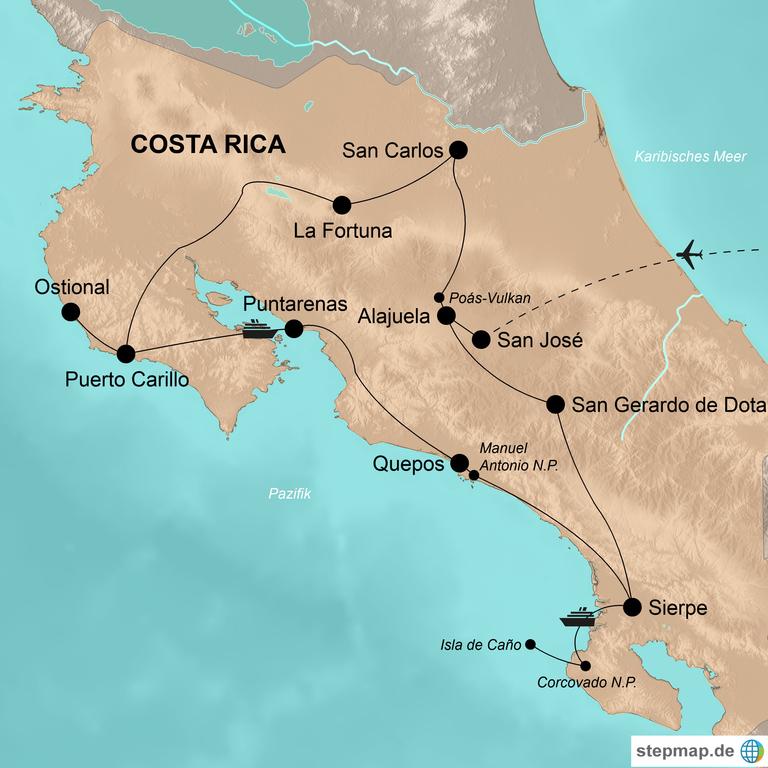 Costa Rica – Joy of Travel