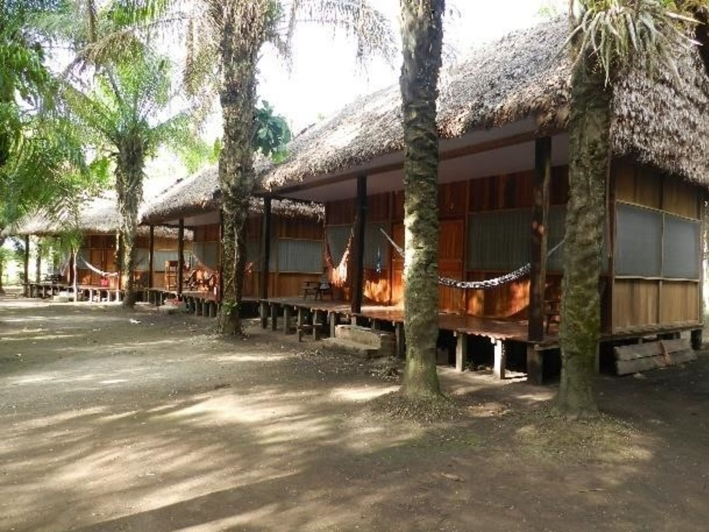 Eco-Lodge Caracoles  in Naturreservat Pampas