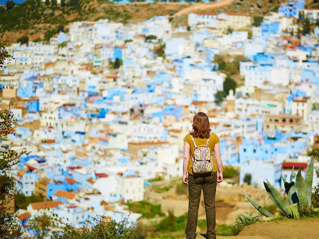 Tanger – Chefchaouen: Stadtspaziergang Tétouan und Chefchaouen