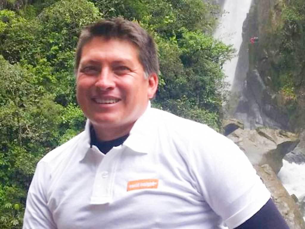 Juan Fernando  Haro