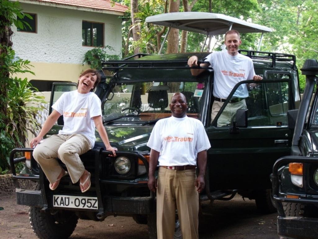Unser Team in Kenia
