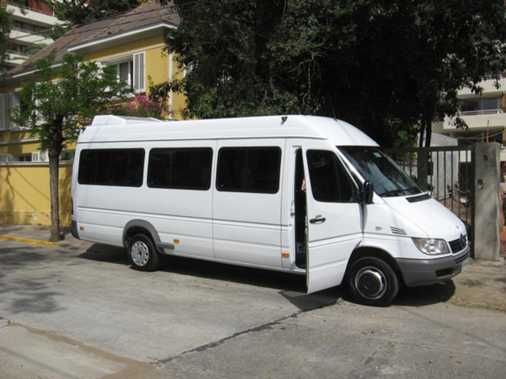Eines unserer Fahrzeuge in Chile