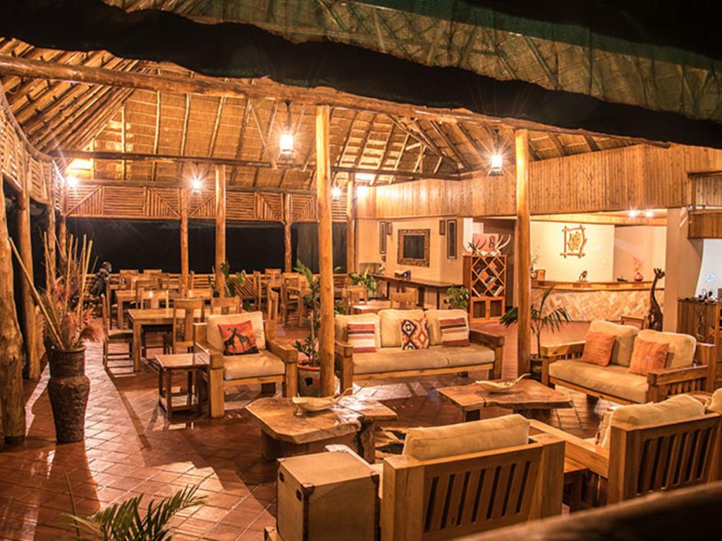 Twiga Tented Safari Lodge *** im Murchison Falls-Nationalpark