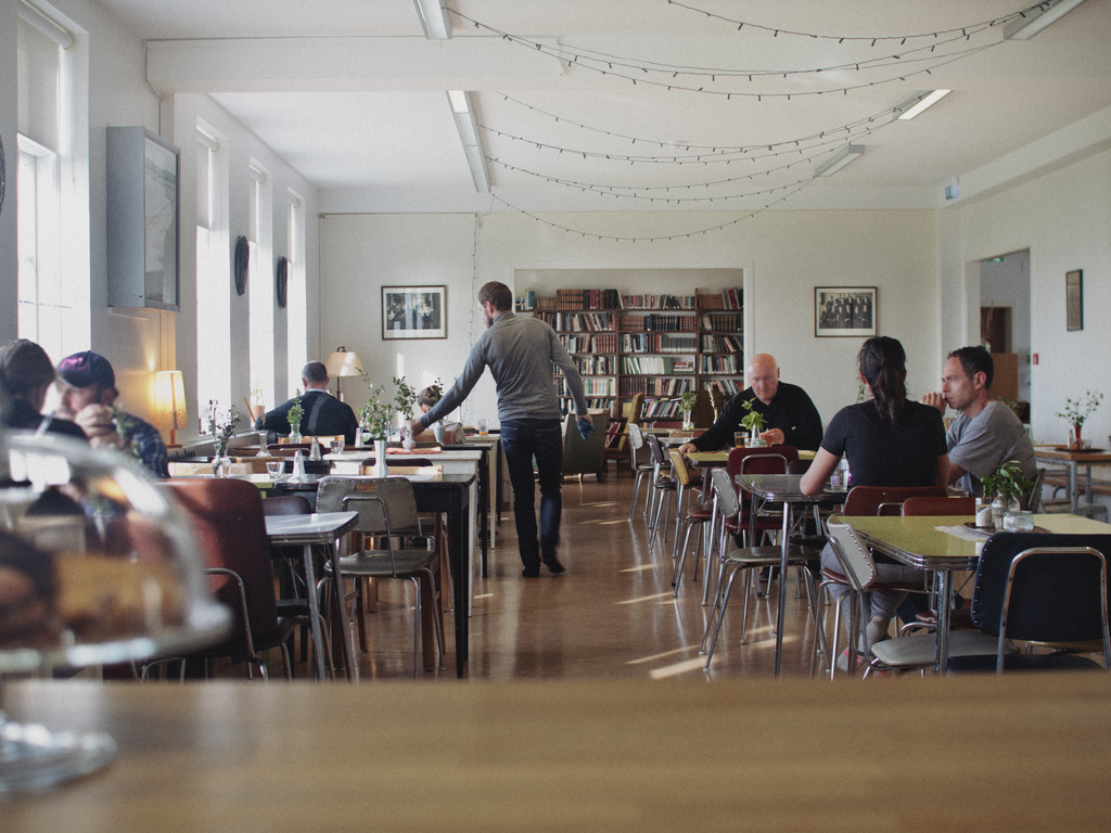Gästehaus Héraðsskólinn  in Laugarvatn in der Nähe von Laugaràs