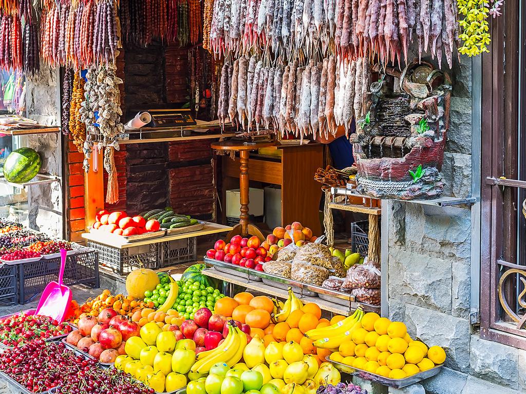 Tiflis : Stadtrundgang und Besuch im historischen Museum