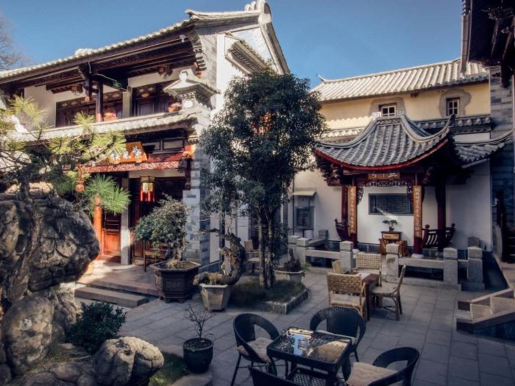 Shaxi Aoding Courtyard Hotel*** in Shaxi