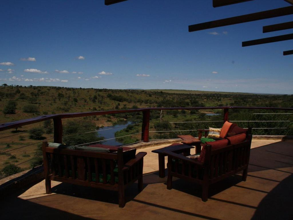 Amani Mara Lodge ***(*) am Masai Mara-Nationalreservat