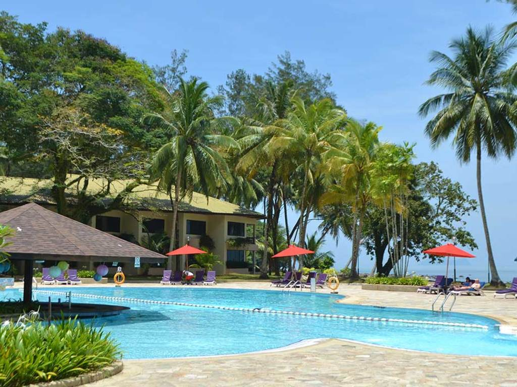 Damai Beach Resort ***(*) in Teluk Bandung
