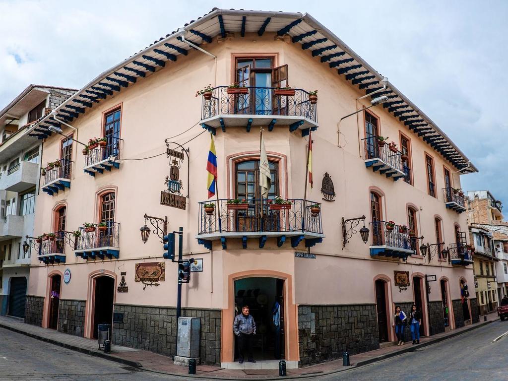 Los Balcones *** in Cuenca
