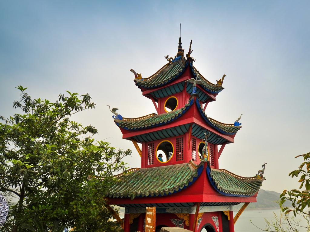 Xian – Nachtzug nach Xining: Tag zur freien Verfügung, Übernachtung im Zug