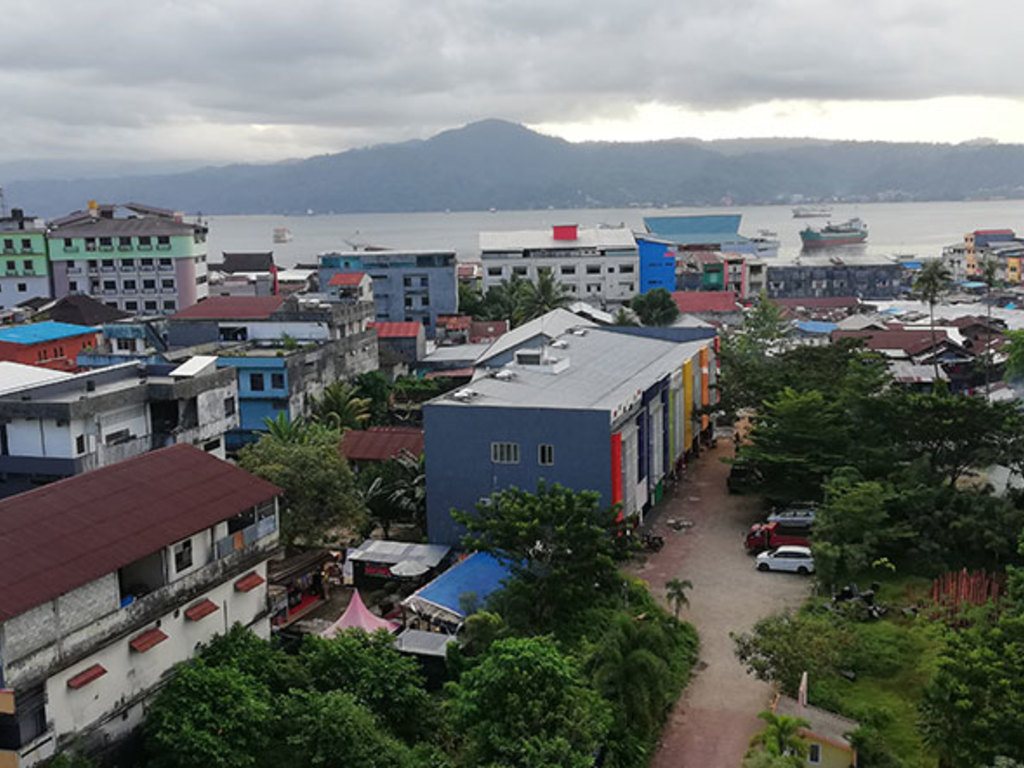 The City Hotel *** in Ambon