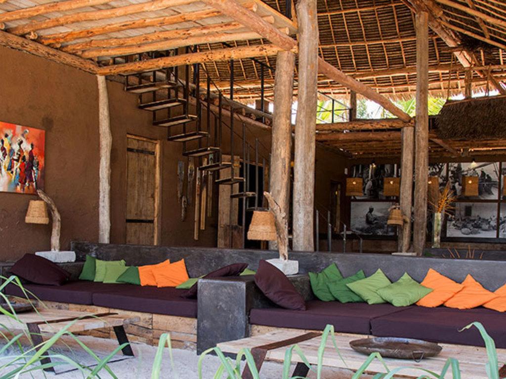 Mwezi Boutique Resort ***(*) in Sansibar
