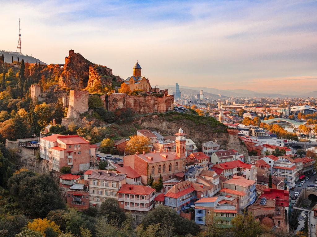 Tiflis : Rundgang durch Tiflis, Nachmittag frei