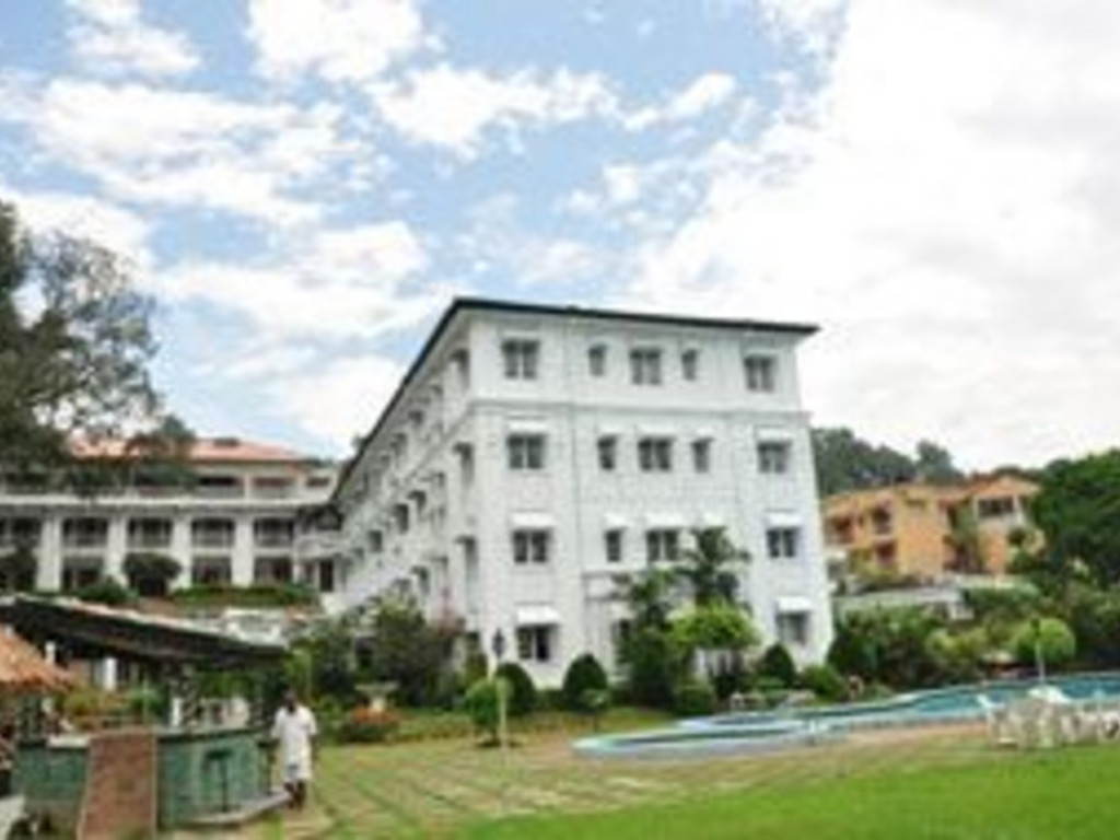 Hotel Suisse *** in Kandy
