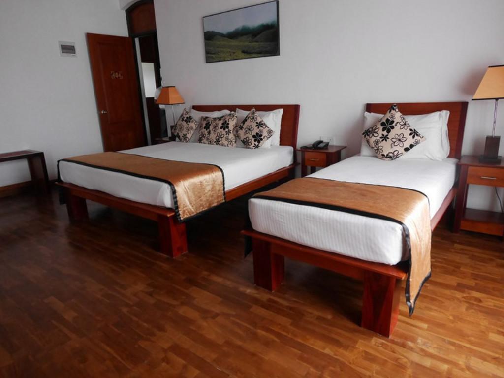 Glenfall Reach Hotel *** in Nuwara Eliya
