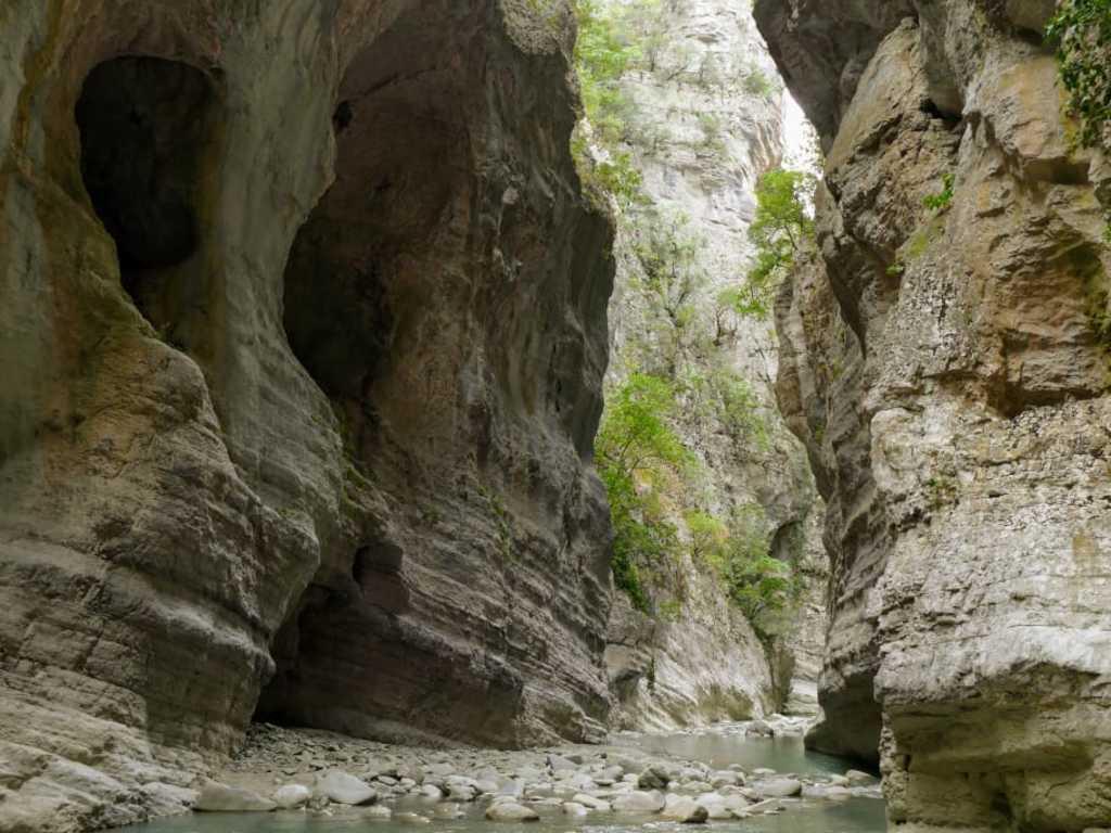 Lengarica Canyon