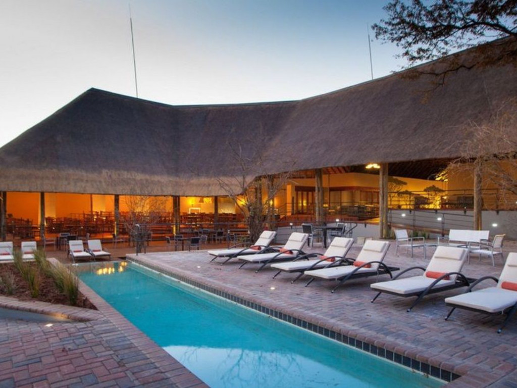 Chobe Bush Lodge **** am Chobe-Nationalpark