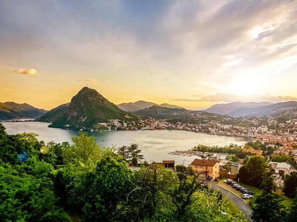 Lugano: frei für eigene Entdeckungen