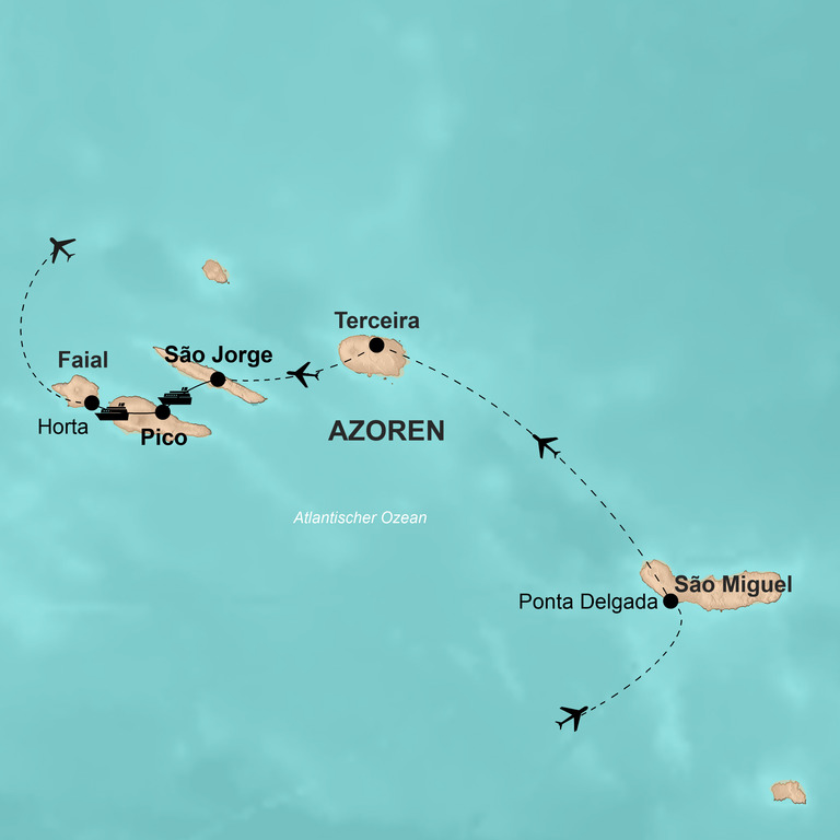 Portugal: Azoren – Paradies im Atlantik