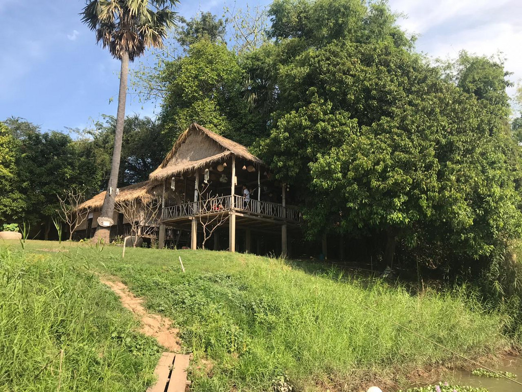 WORLD INSIGHT-Ökolodge in Prasat