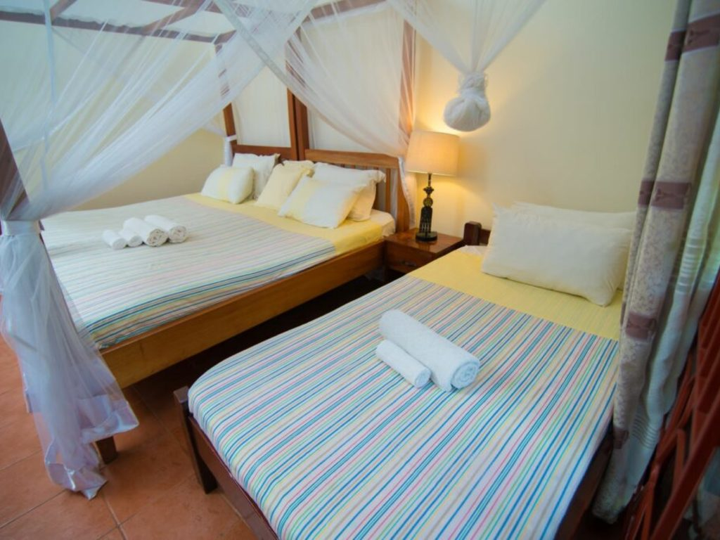 Airport Guest House  ** in Entebbe