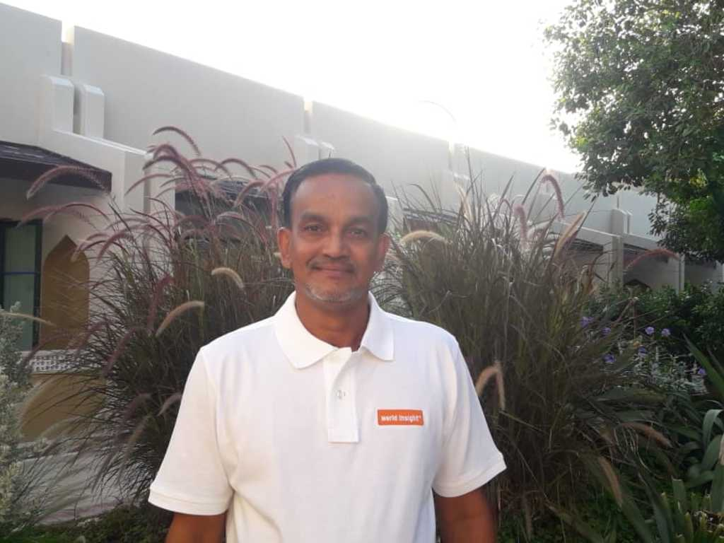Ajit Chryshantha de Silva