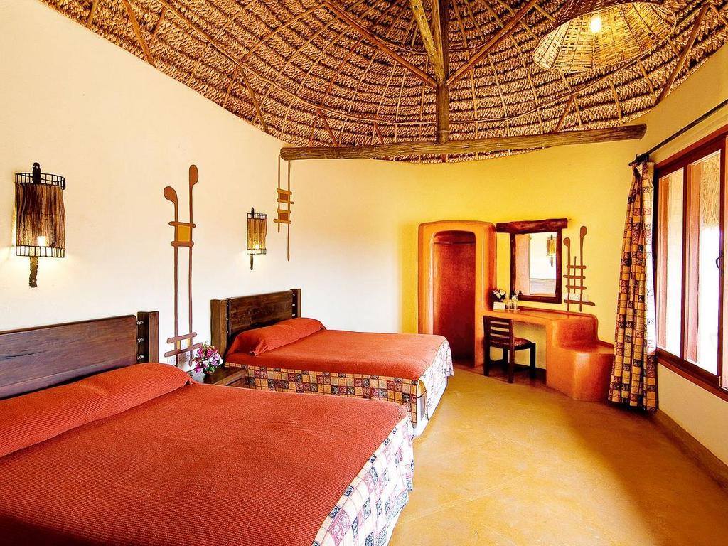 Samburu Sopa Lodge *** im Samburu-Nationalreservat