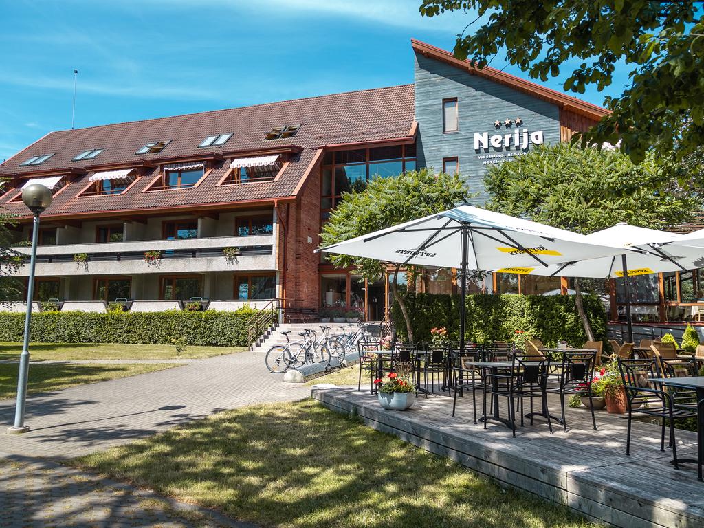 Hotel Nerija*** in Nida