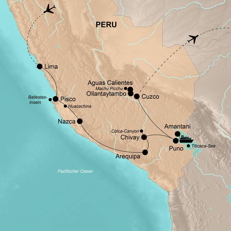 Peru – Im Reich des Kondors