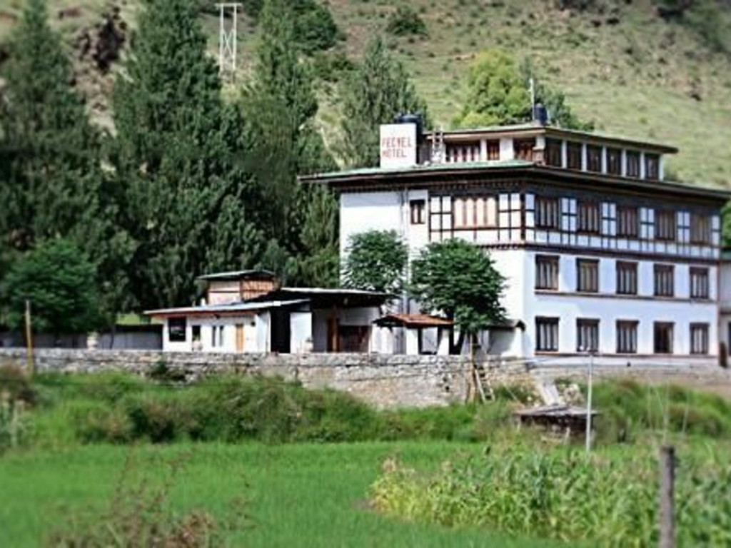Olathang Resort *** in Paro