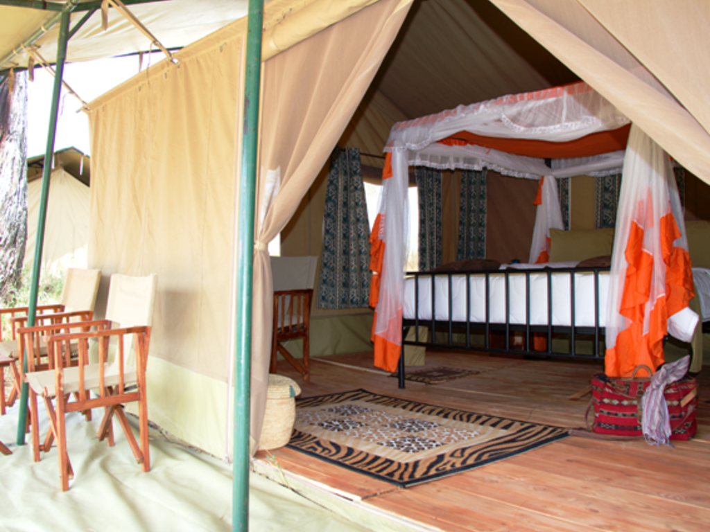 Kisura Serengeti Camp ***(*) im Serengeti-Nationalpark