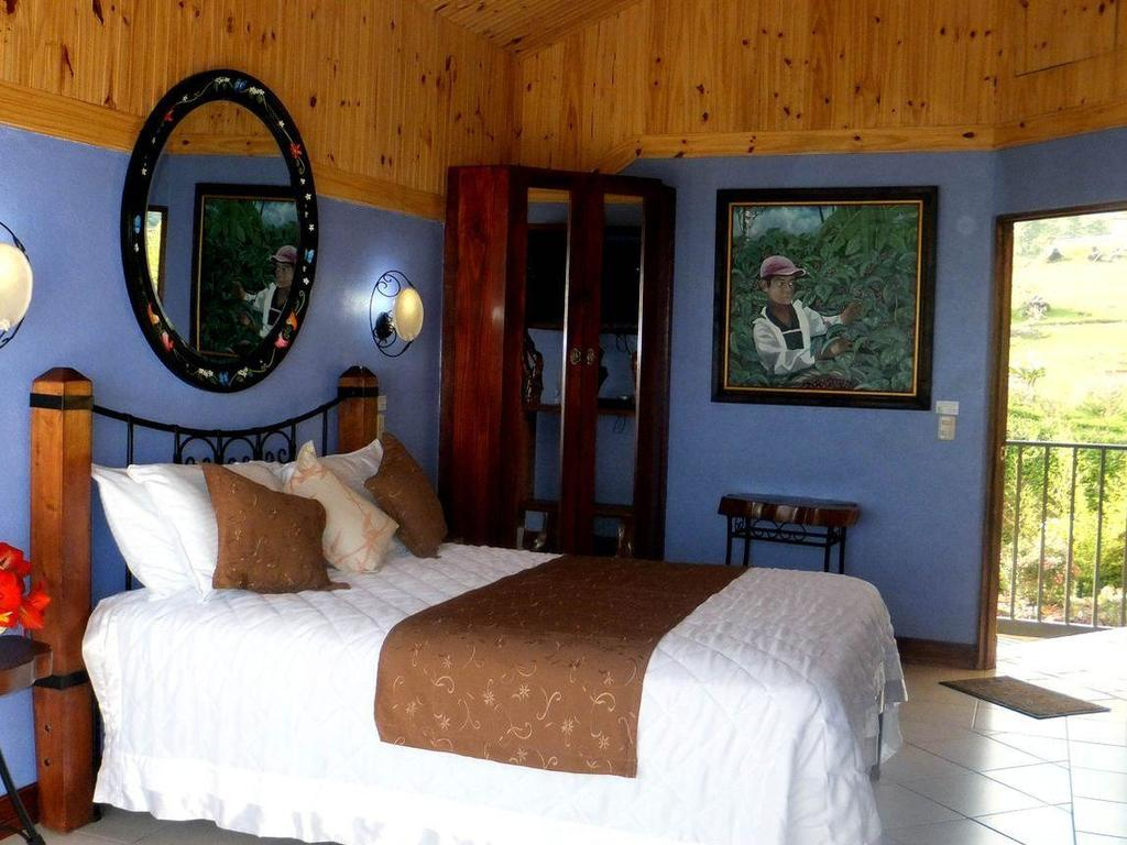 Guayabo Lodge *** am Vulkan Turrialba