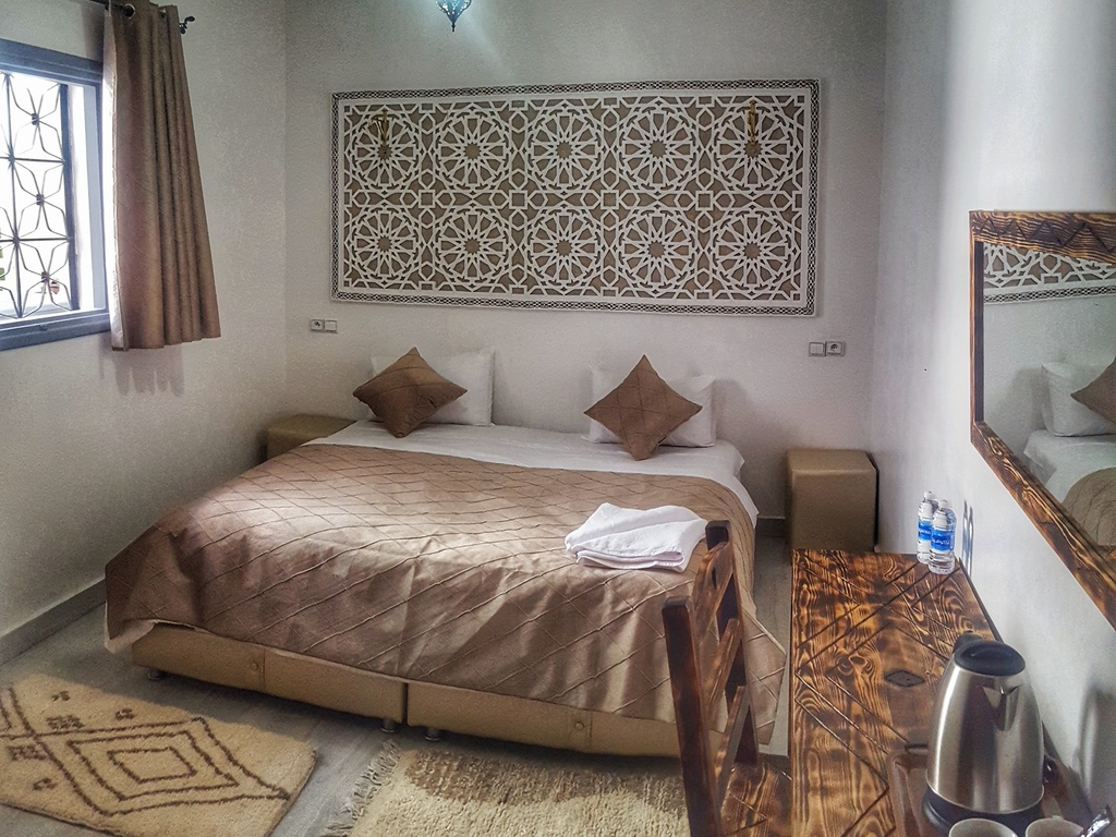 Riad Amlal*** in Ouarzazate