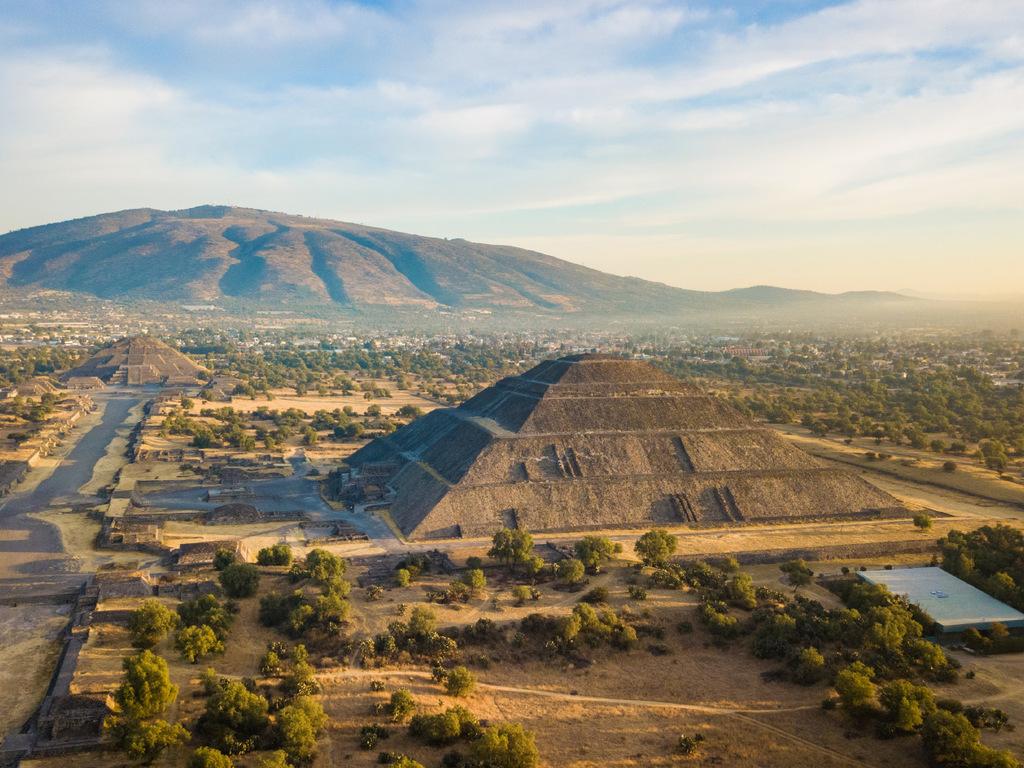 Tagesausflug nach Teotihuacán: Tagesausflug nach Teotihuacán