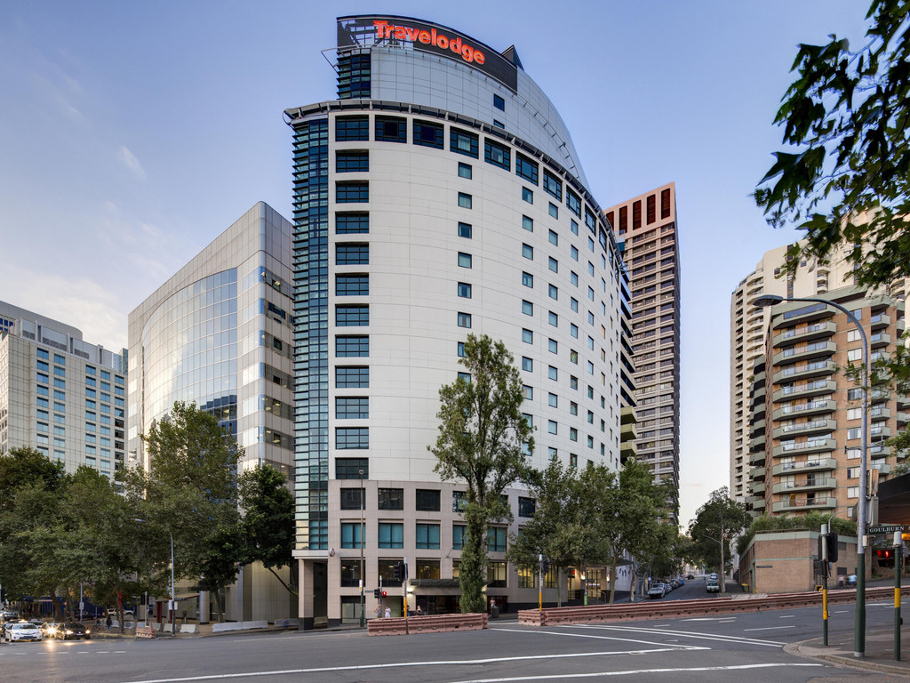 Travelodge *** in Sydney