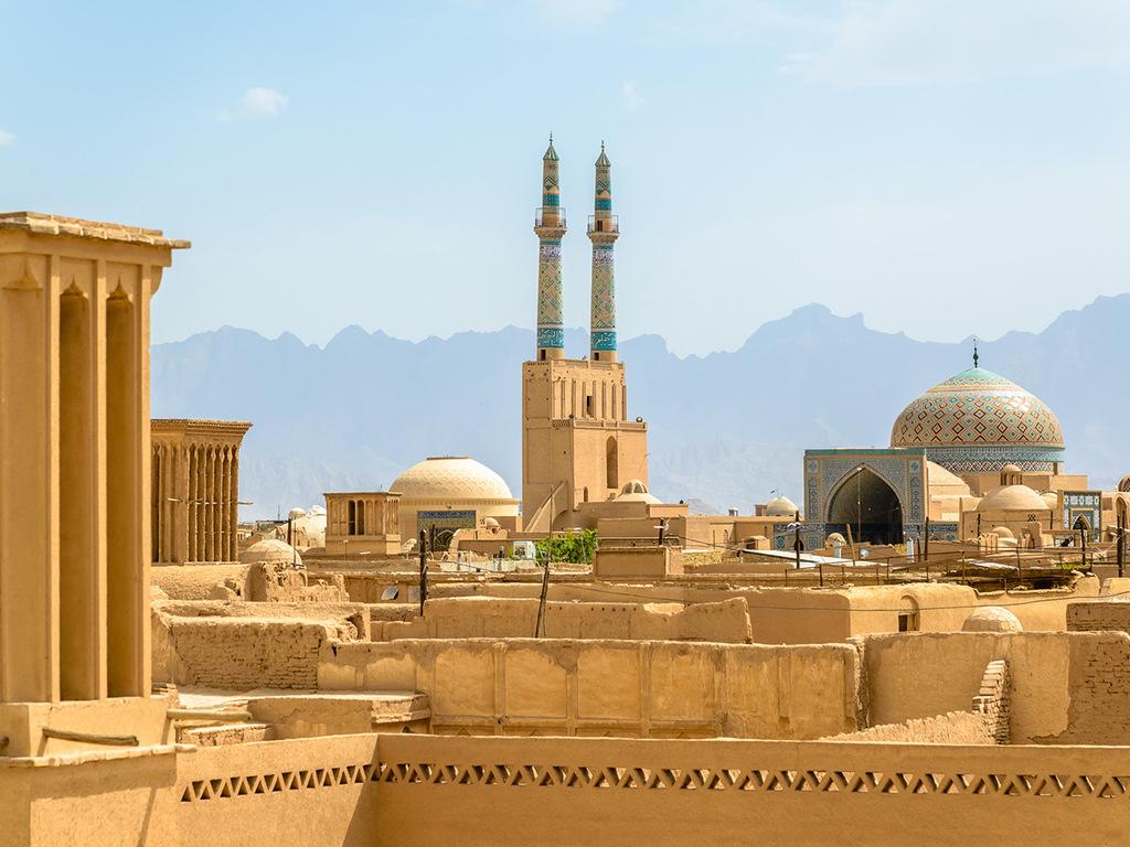 Kashan – Isfahan: Fahrt nach Isfahan und Stadtbesichtigung
