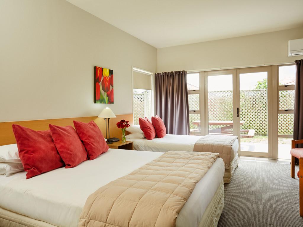 Garden Hotel *** in Christchurch