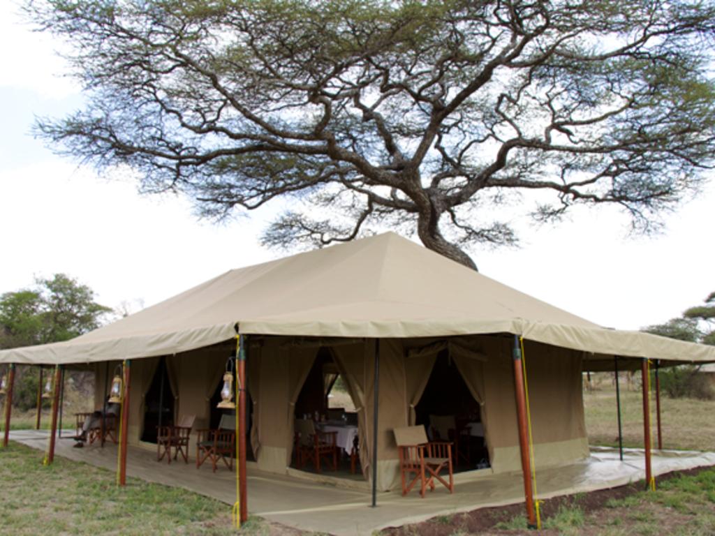 Kisura Serengeti Tented Camp ***(*) in Serengeti-Nationalpark