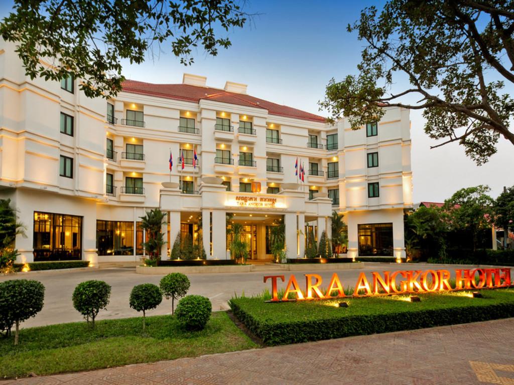 Hotel Tara Angkor**** in Siem Reap
