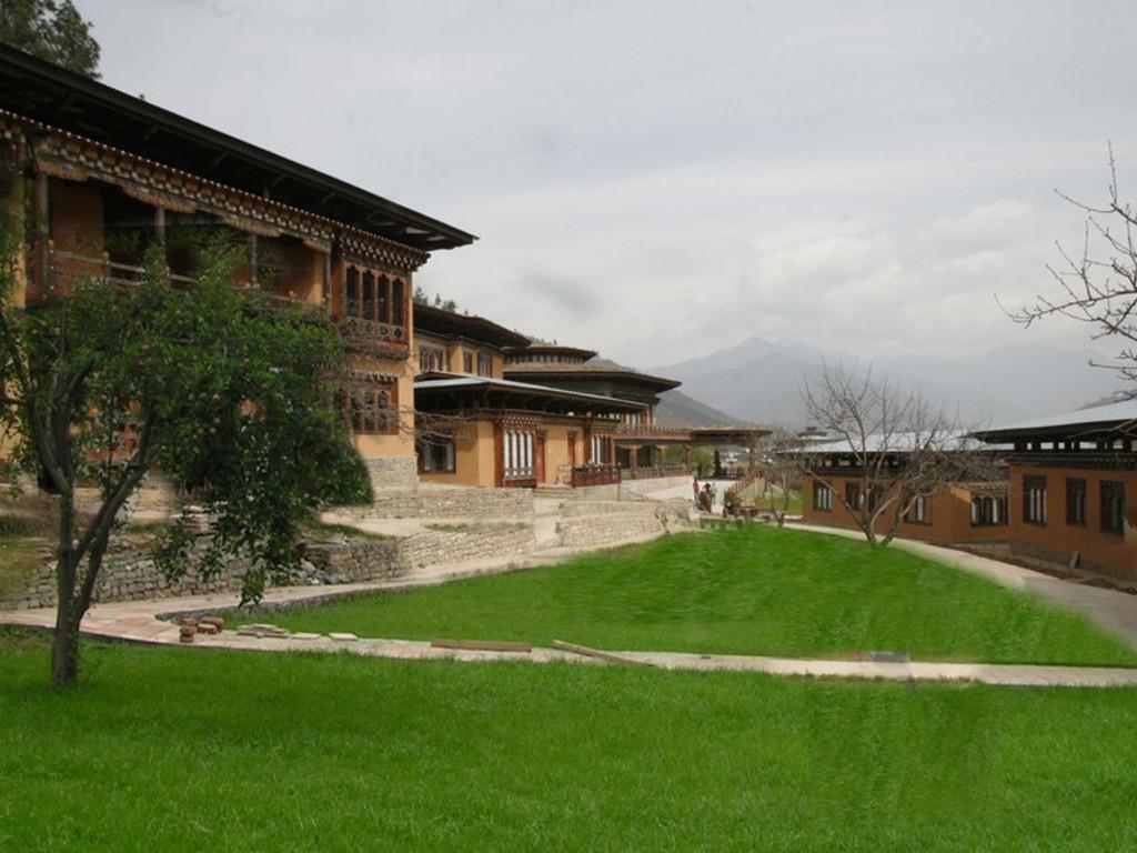 Tashi Namgay Resort *** in Paro