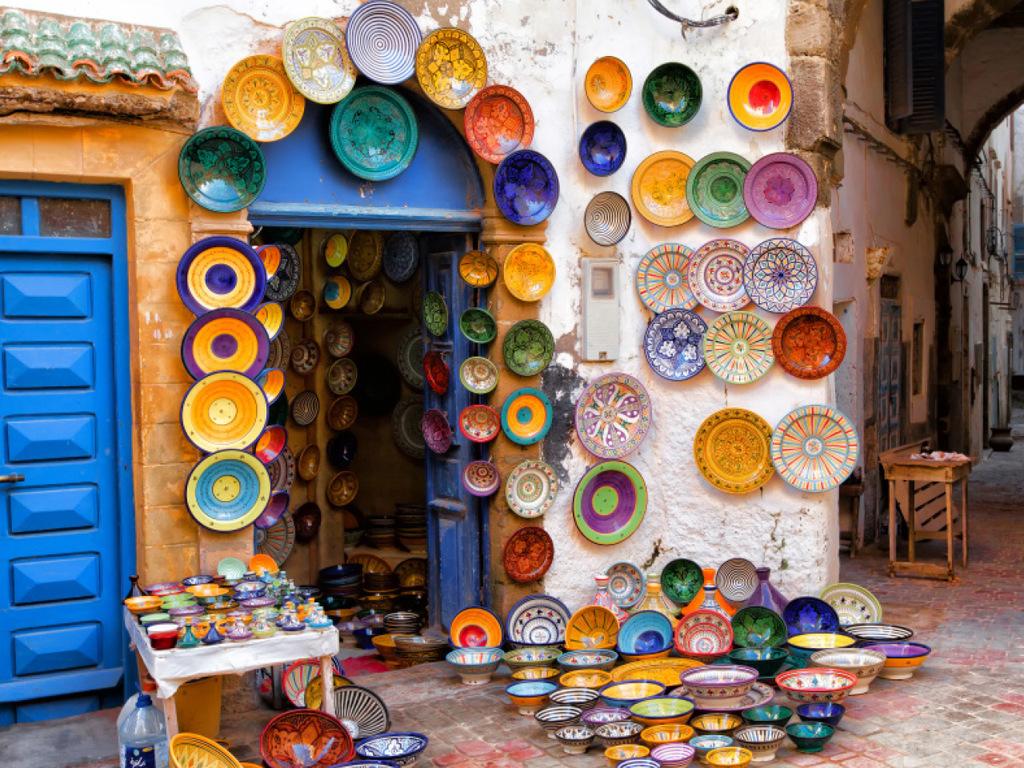 Marrakesch: Stadtrundgang, Kutschfahrt, freier Nachmittag