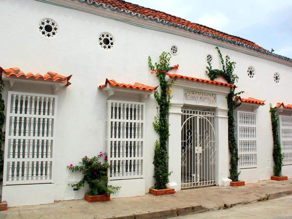 Casa Mara *** in Cartagena