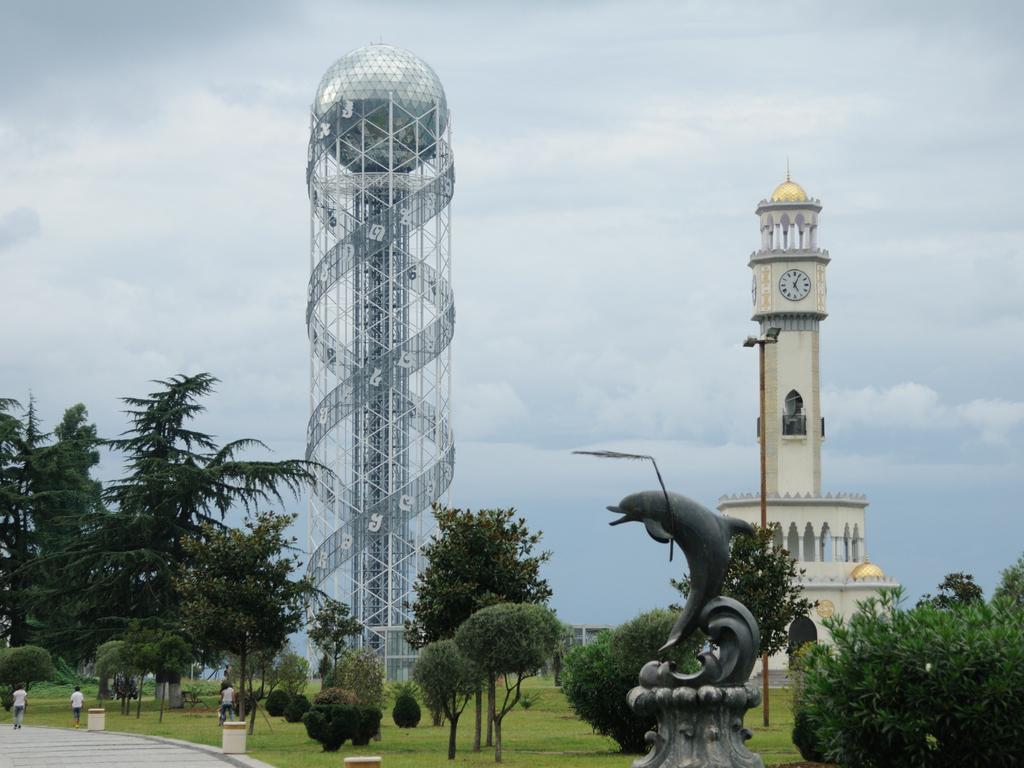 Batumi : Botanischer Garten, Stadtbesichtigung, Nachmittag zur freien Verfügung