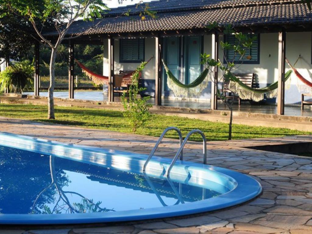 Pousada Rio Claro ** in Pantanal