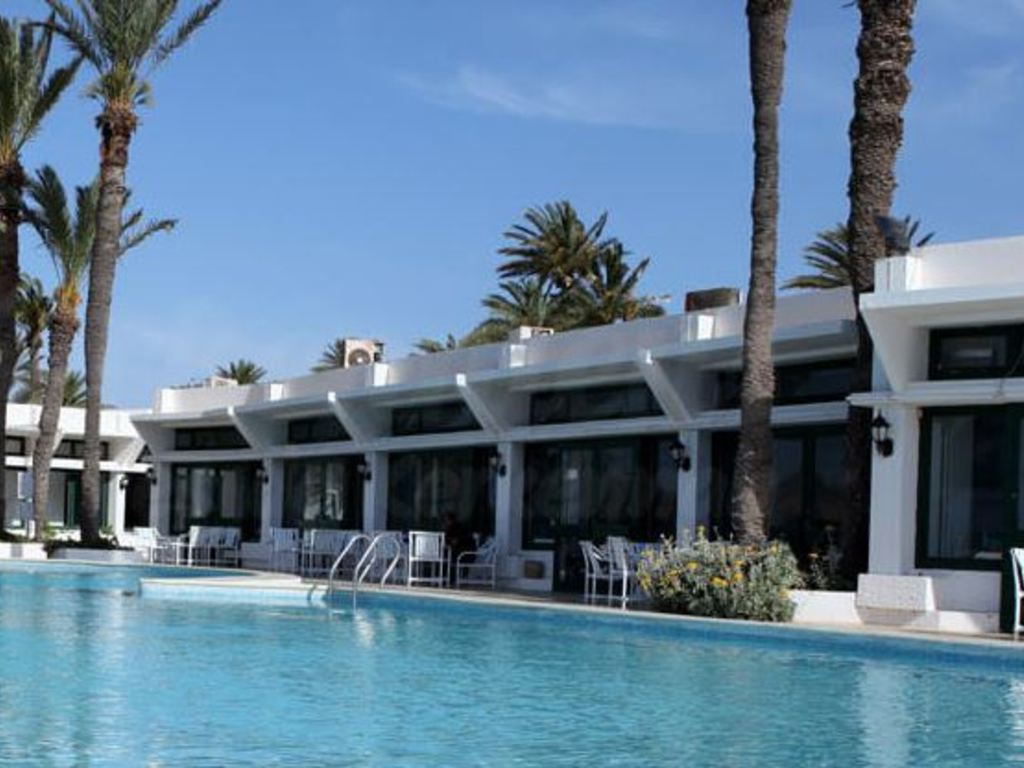 Le Grand Hotel **(*) auf den Kerkennah-Inseln