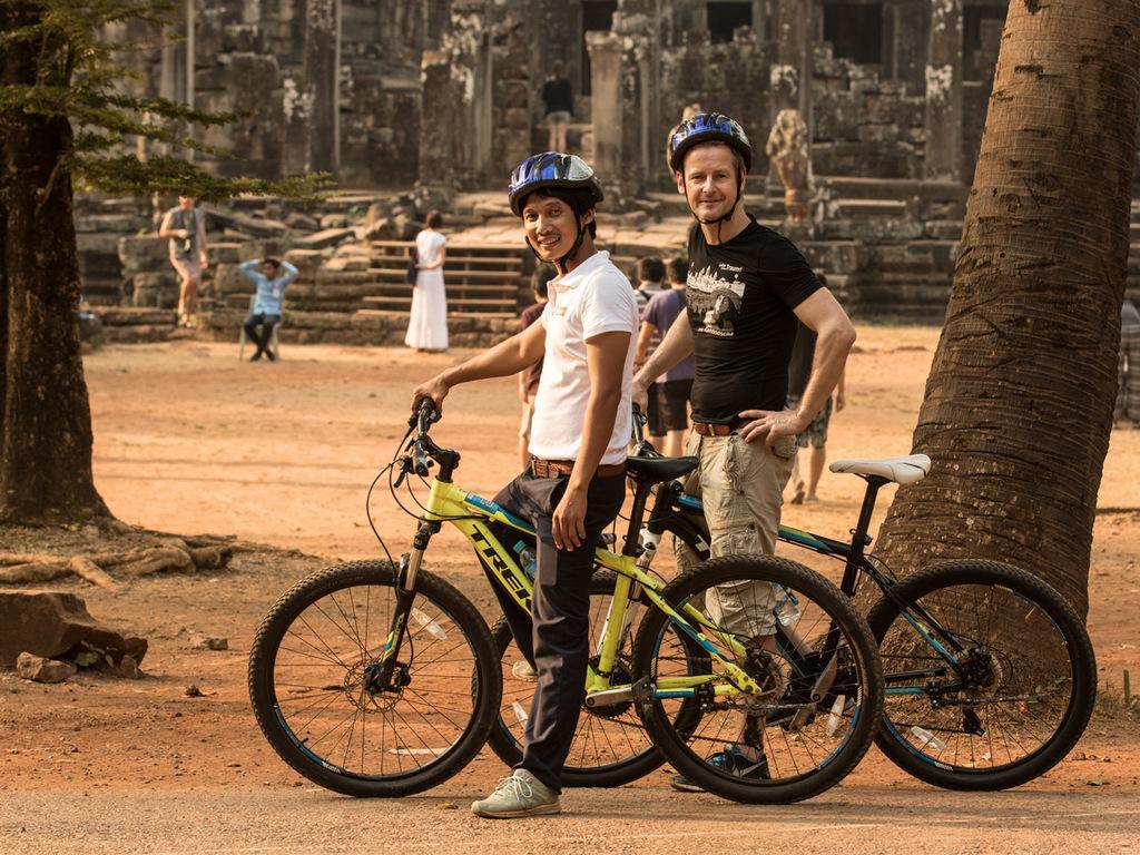 Siem Reap: Fahrradtour durch Angkor