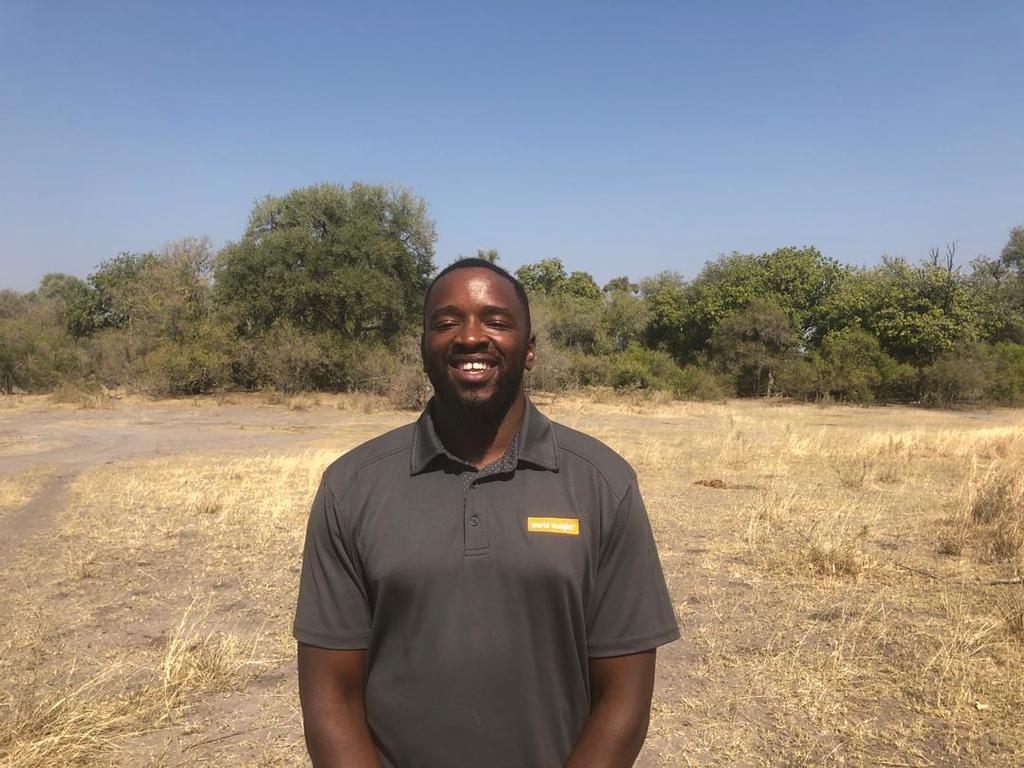Robert Mbwando