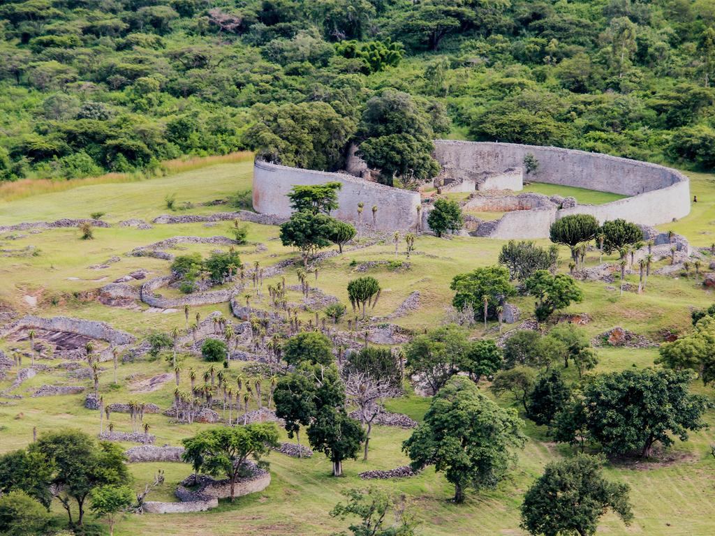Matobo N.P. – Masvingo : Besuch der Great Zimbabwe Ruins mit Führung
