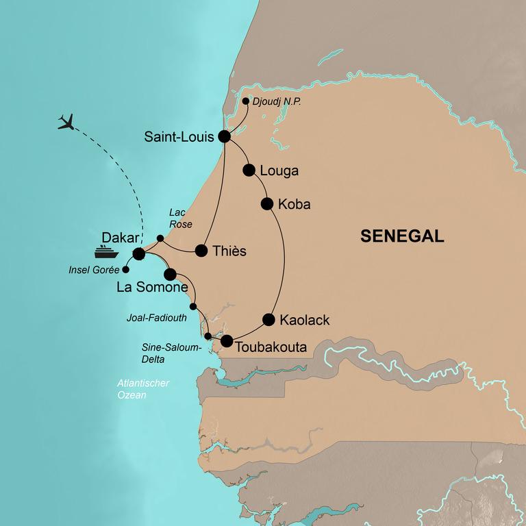 Senegal – Das Juwel in Westafrika